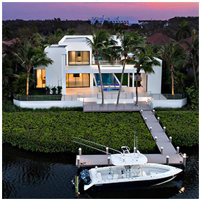 Private Residence - Jupiter 160